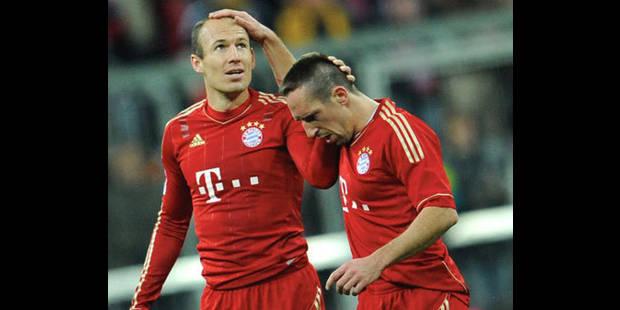 Ligue des Champions: Robben prêt à jouer contre Chelsea - La DH