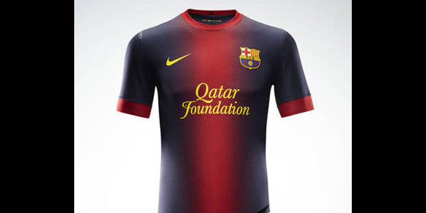 Pari osé de Nike avec le nouveau maillot du Barça - La DH