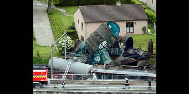 Collision à Godinne : pas de système de sécurité ECTS pour les locomotives - La DH