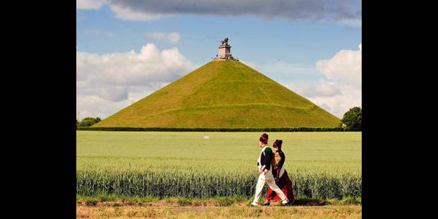 40 millions pour le champ de bataille de Waterloo