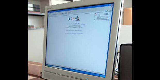 Google  attaqu� en justice par des associations juives