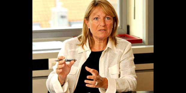 Anne Demelenne revendique une Europe sociale - La DH