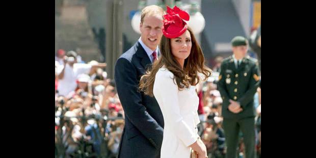 Kate et William: Des rumeurs, seules ombres au tableau - La DH