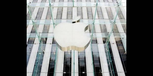 Apple double ses bénéfices - La DH