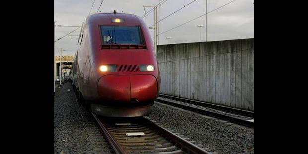 Infrabel condamné à dédommager Leuze-en-Hainaut - La DH