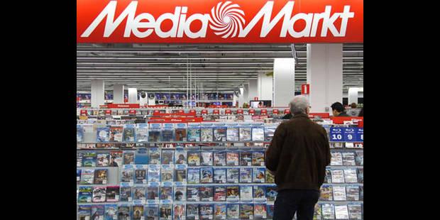 Media Markt mis en demeure par Test-Achats - La DH
