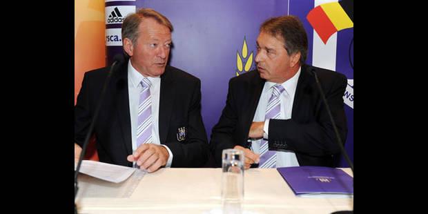 """Van Holsbeeck: """"je vois que Jacobs souffre"""" - La DH"""