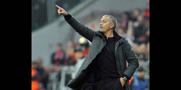 """Mourinho: """"Il n'y pas de raison pour je ne reste pas """" - La DH"""