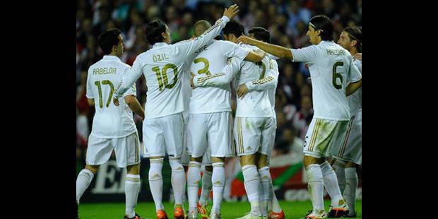 Le Real Madrid décroche son 32e titre de champion d'Espagne - La DH