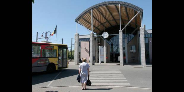 La nouvelle gare  sur de bons rails - La DH