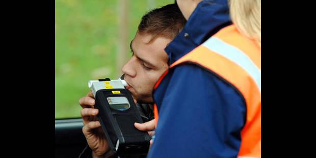 Alcool au volant: hausse du nombre de contrôles - La DH