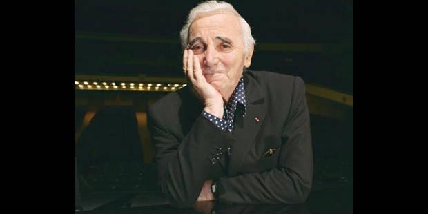Aznavour victime d'un escroc - La DH