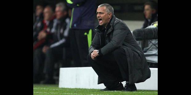 Mourinho, comme au plus beau jour - La DH