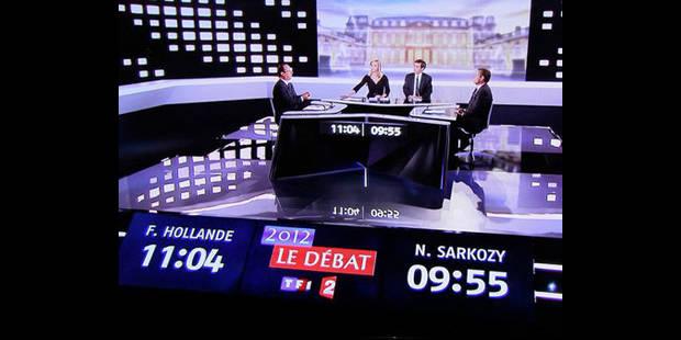 Hollande-Sarkozy: Moi président... toi, menteur! - La DH