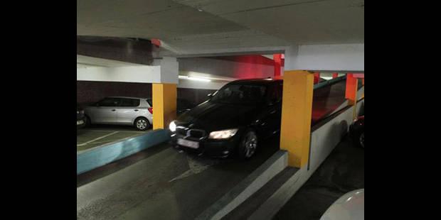 Lifting pour les parkings couverts - La DH
