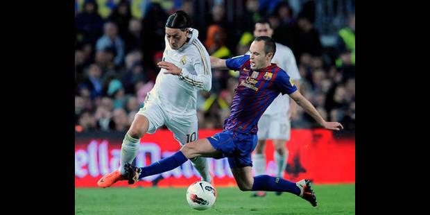 Le Real domine Barcelone et fonce vers le titre - La DH