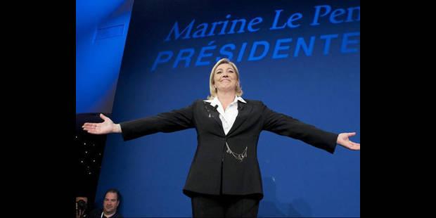Marine Le Pen, présidente des ouvriers - La DH