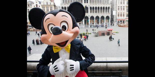 Un jumelage entre Dinant et Disneyland Paris