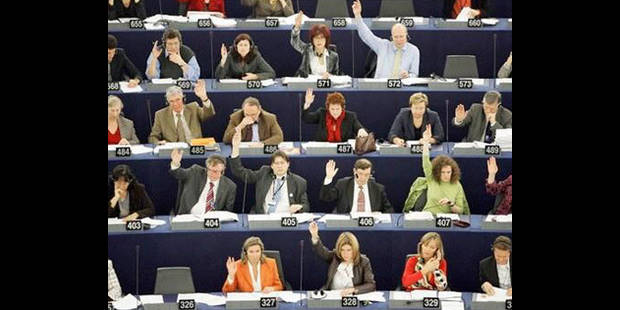 Parlement européen: Un seul siège, mais lequel? - La DH