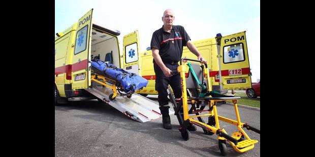Une ambulance sur-mesure - La DH