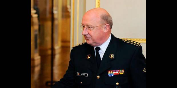 La démission du général Delcour acceptée, un aviateur nommé Chod ad interim - La DH