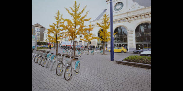 Les Vélolib vont-ils  défigurer Namur ? - La DH