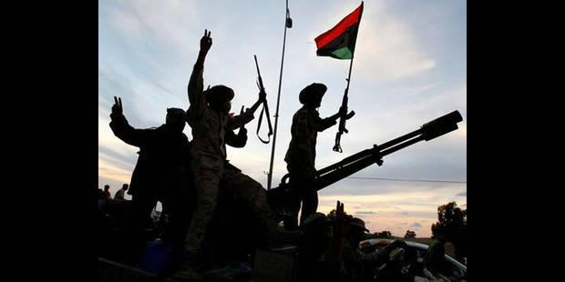 La Belgique accueillera 120 blessés graves libyens - La DH