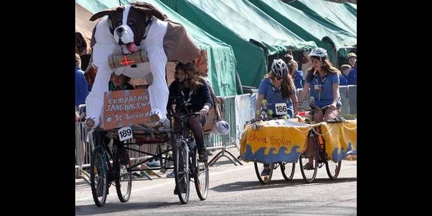 Les scouts réunis pour les 24h vélo - La DH
