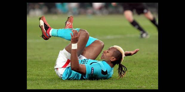 Europa League : le Standard prend une gifle à Hanovre