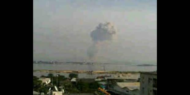 Explosions à Brazzaville: plus de 100 morts, des centaines de blessés