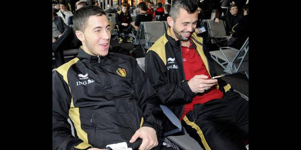 La blague d'Eden Hazard n'a pas plu à tout le monde - La DH