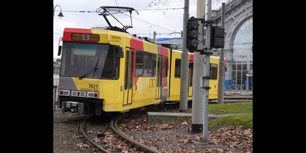 Le métro de Charleroi s'offre un nouveau départ - La DH