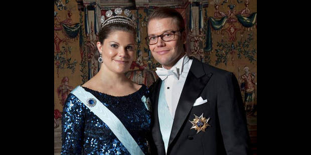 Victoria de Suède maman d'une petite Estelle - La DH