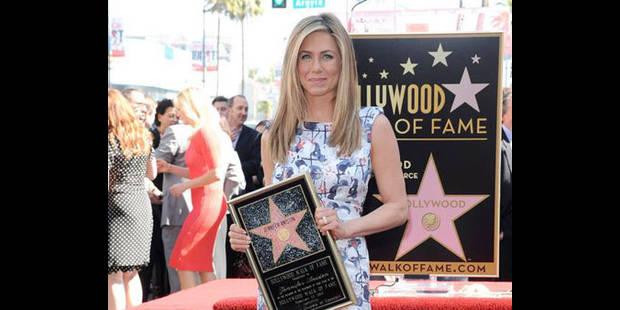 Jennifer Aniston étoilée et amoureuse! - La DH