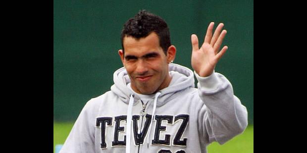 Carlos Tevez s'excuse pour ses écarts - La DH