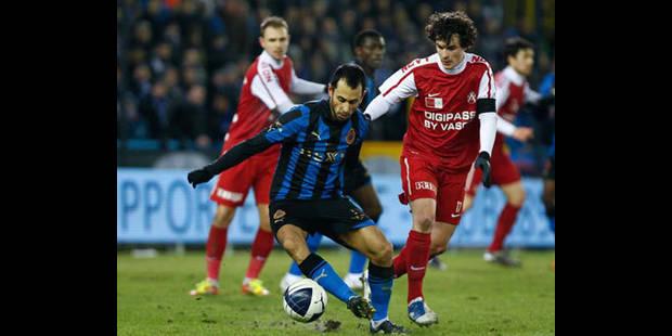 Le FC Bruges reste dans le sillage d'Anderlecht - La DH
