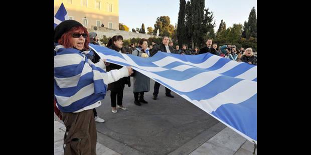 Grèce: un plan de sauvetage record de 237 milliards d'euros