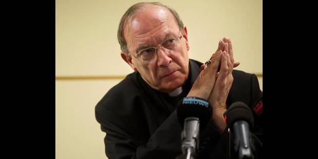 """Mgr L�onard : """"Je continuerai � parler malgr� les critiques"""""""