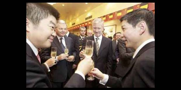 Septante entreprises chinoises bientôt en Belgique - La DH