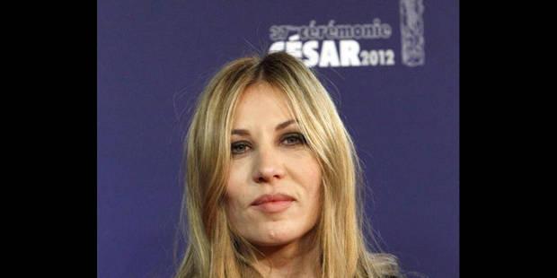 Mathilde Seigner regrette sa sortie malheureuse aux Césars - La DH
