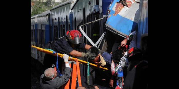 Argentine: 49 morts dans l'accident de train à Buenos Aires - La DH