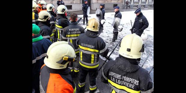 Un régime spécial de pensions pour les pompiers - La DH