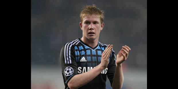 Kevin De Bruyne passe les examens m�dicaux � Chelsea ce lundi