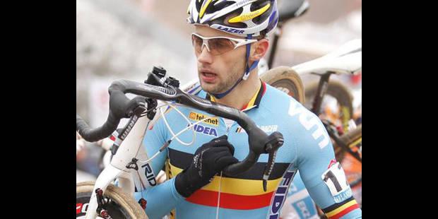 Niels Albert renonce à sa prime de victoire - La DH