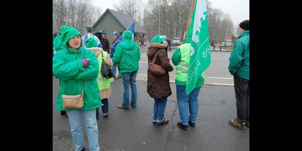 Forte mobilisation syndicale - La DH