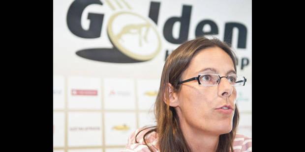 """Tia Hellebaut : """"Je veux  ma  qualif samedi"""" - La DH"""