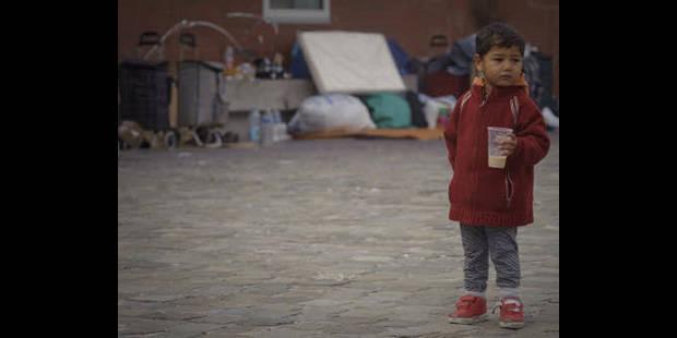 """""""De 1.000 à 1.500 demandeurs d'asile à la rue à Bruxelles"""" - La DH"""