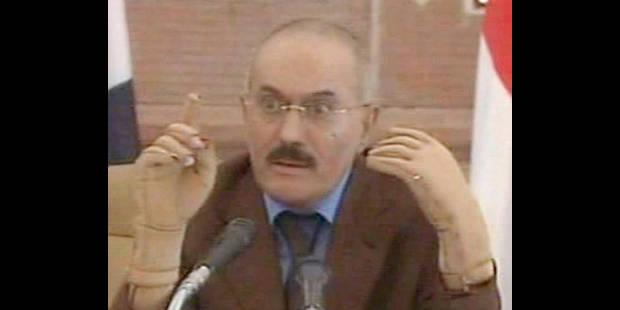 Saleh demande pardon, se rend pour des soins aux Etats-Unis - La DH