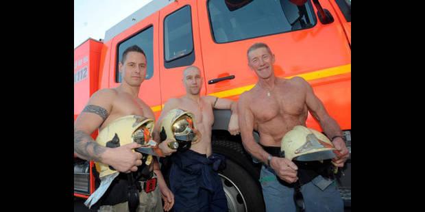 Les pompiers de Liège poursuivent leurs actions - La DH