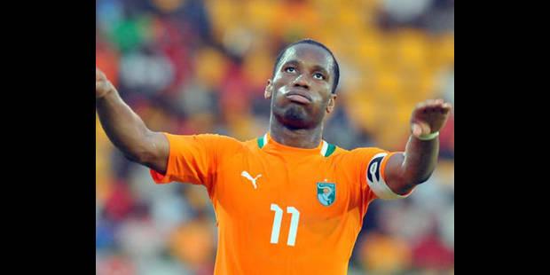 Didier Drogba sauve des ivoiriens plutôt timides - La DH